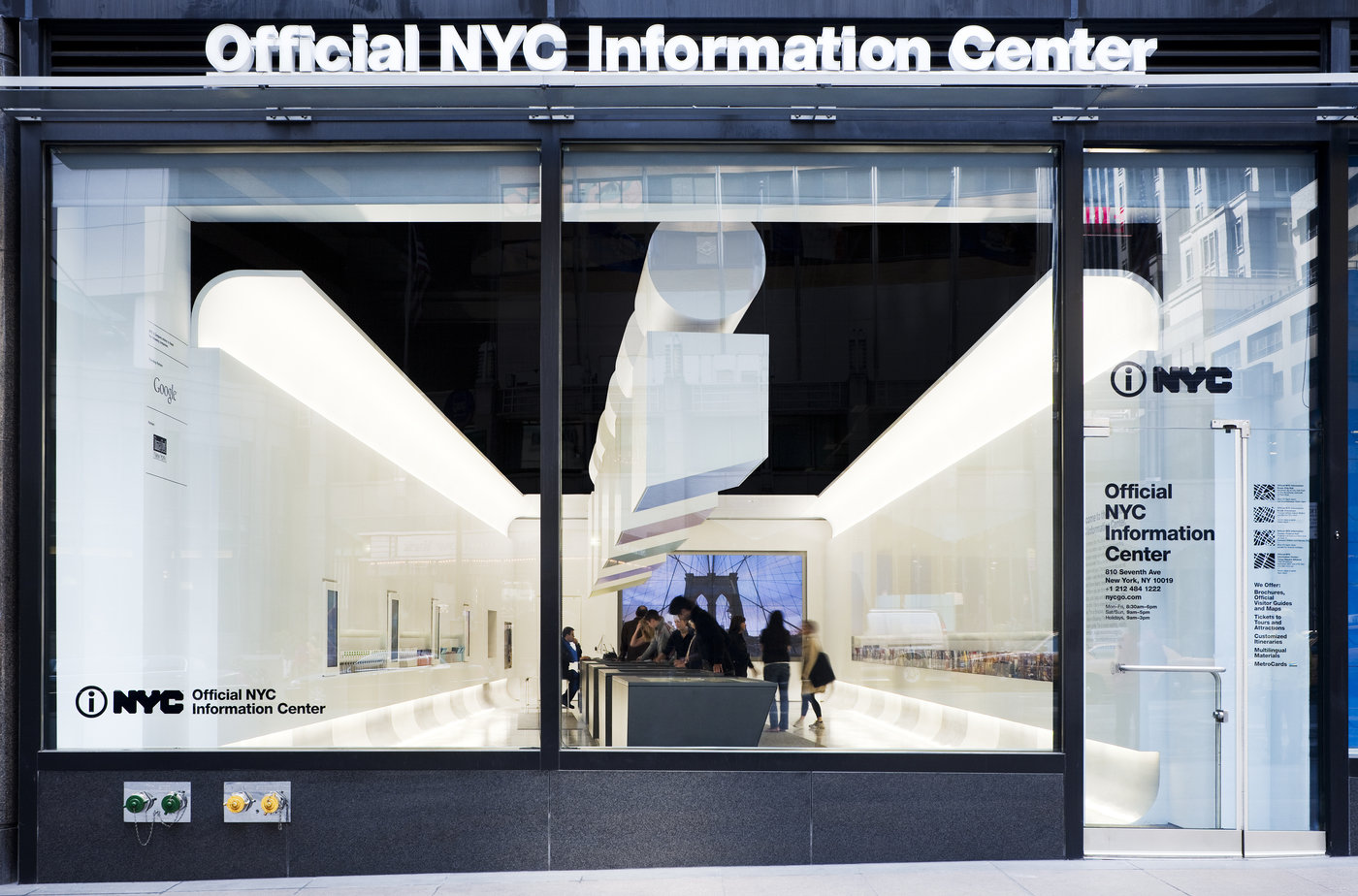 NYC Information Center
