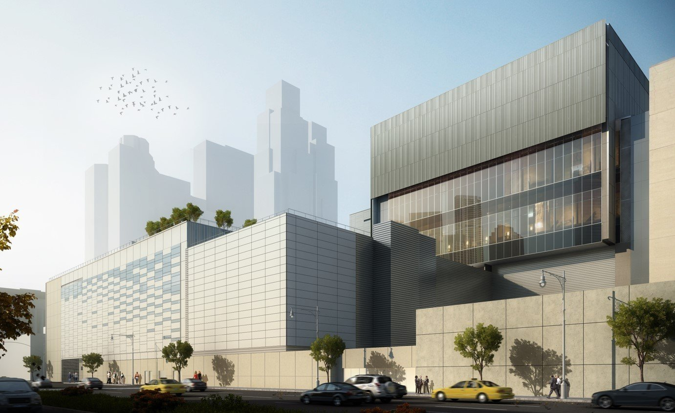 Jacob K. Javits Convention Center Expansion